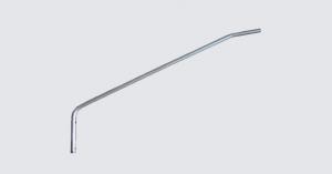 Braço Metálico Curvo sem base